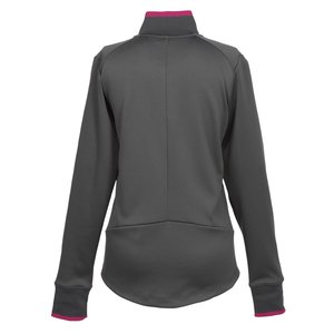 Nike Contrast Trim Pullover - Ladies' Image 1 of 1