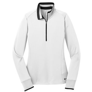 Nike Contrast Trim Pullover - Ladies' Image 2 of 6