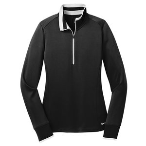 Nike Contrast Trim Pullover - Ladies' Image 3 of 6