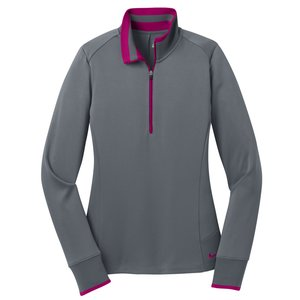 Nike Contrast Trim Pullover - Ladies' Image 4 of 6