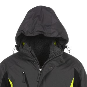 Colorblock 3-in-1 Jacket - Men's Image 1 of 3