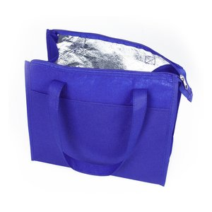 Trista Insulated Cooler Tote - Closeout Image 1 of 2