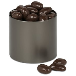 Tin of Goodies - Chocolate Almonds Image 1 of 1