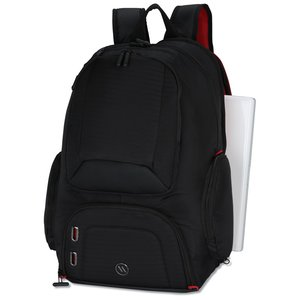 elleven Mobile Armor Laptop Backpack Image 2 of 8