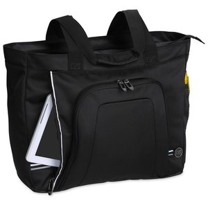 Cutter & Buck Tour Deluxe Laptop Tote Image 5 of 8