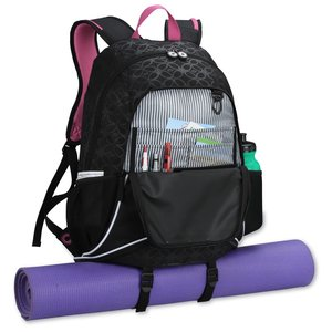 Mia Sport Laptop Backpack
