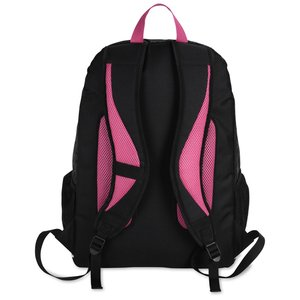 Mia Sport Laptop Backpack- Embroidered Image 4 of 5
