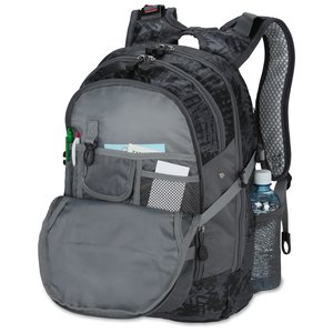 High Sierra Tactic Laptop Backpack Image 1 of 6