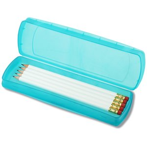 Back to School Pencil Set - Translucent Image 1 of 2