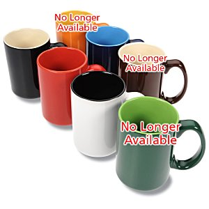Infinite Ceramic Mug - 14 oz. Image 1 of 1