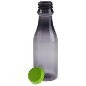 Colored Smoke Soda Bottle - 23 oz.