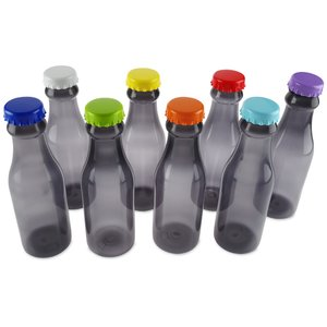 Colored Smoke Soda Bottle - 23 oz. Image 2 of 2