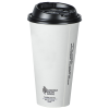 View Extra Image 2 of 2 of Insulated Paper Travel Cup with Lid - 20 oz. - Low Qty