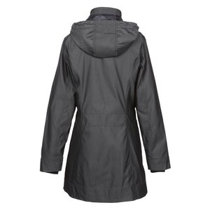 OGIO Dobby Hooded Soft Shell Jacket - Ladies' Image 1 of 1