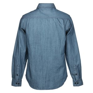 Patch Pocket Denim Shirt - Men's Image 1 of 1