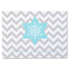 Happy Hanukkah Greeting Card Image 2 of 3