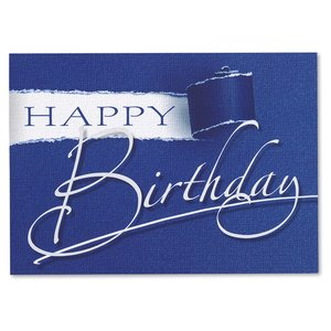 Birthday Appeal Greeting Cards