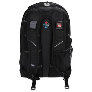 High Sierra Optima Fly-By Laptop Backpack Image 1 of 1