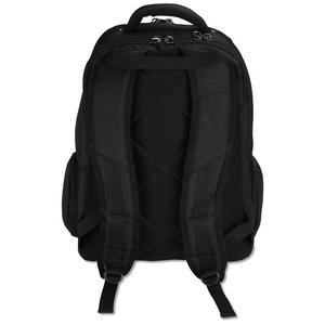 Kenneth Cole Tech Deluxe Laptop Backpack - Embroidered Image 2 of 2