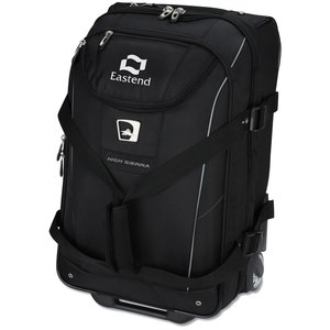 High Sierra Elite Carry-On Wheeled Duffel Image 1 of 3