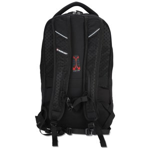 Wenger Shield Scan Smart Laptop Backpack - Embroidered Image 1 of 1