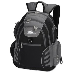 High Sierra Big Wig Laptop Backpack - Embroidered Image 1 of 2