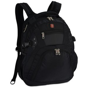 Wenger Edge Laptop Backpack - Embroidered Image 1 of 3