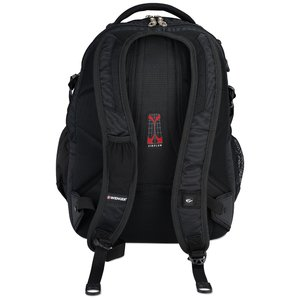 Wenger Edge Laptop Backpack - Embroidered Image 3 of 3