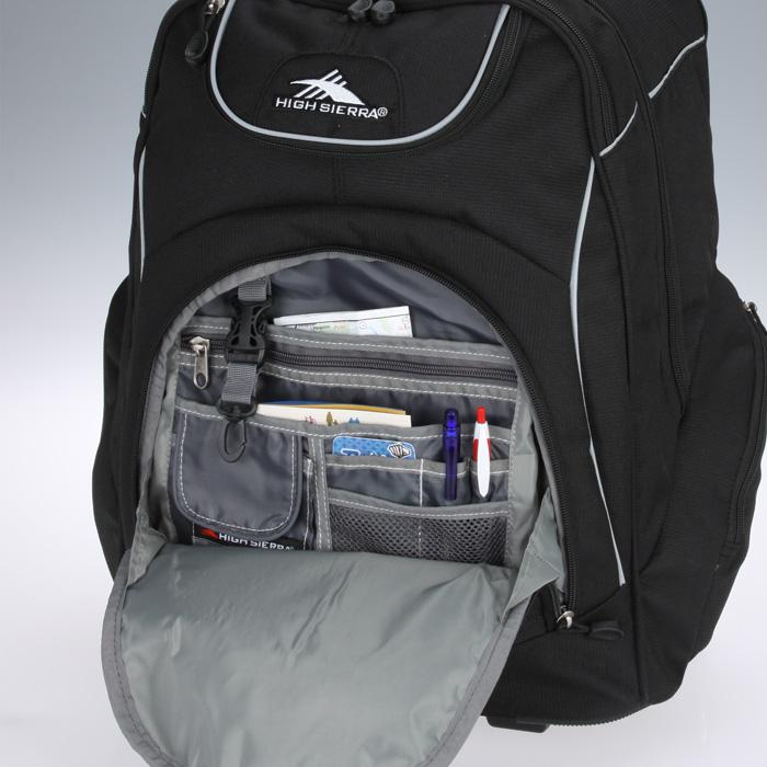 e1c85afda4e9 4imprint.com  High Sierra Powerglide Wheeled Laptop Backpack - 24 hr  120749-24HR