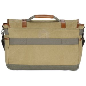 Cutter & Buck Legacy Cotton Laptop Messenger Bag Image 1 of 2