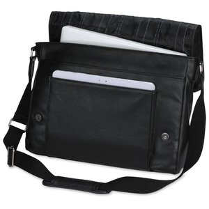 Kenneth Cole Reaction Laptop Messenger - 24 hr Image 1 of 3