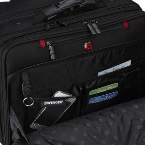 Wenger Transit Deluxe Wheeled Laptop Case Image 1 of 2