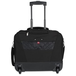 elleven Checkpoint-Friendly Wheeled Laptop Case - Embroidered Image 3 of 3