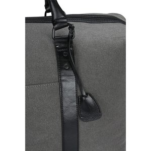 Kenneth Cole Canvas Duffel Bag Image 4 of 5