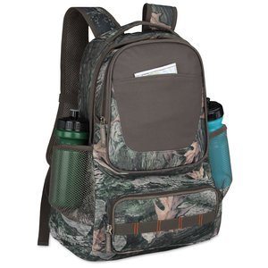 Hunt Valley Camo Laptop Backpack Image 1 of 5
