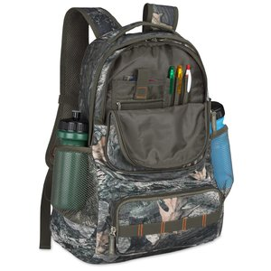Hunt Valley Camo Laptop Backpack Image 3 of 5