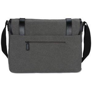 Kenneth Cole Canvas Laptop Messenger Image 1 of 6