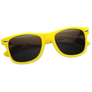 Silky Smooth Retro Sunglasses - Opaque Image 2 of 2