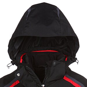 Height 3-In-1 Insulated Jacket - Ladies' Image 1 of 3
