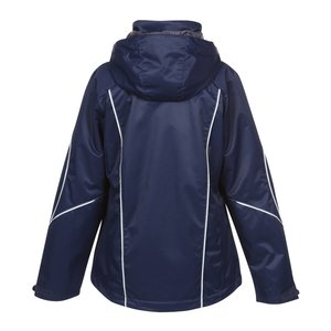 Angle 3-In-1 Bonded Fleece Liner Jacket - Ladies Image 1 of 3