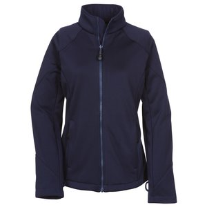 Angle 3-In-1 Bonded Fleece Liner Jacket - Ladies Image 2 of 3