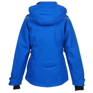 Ventilate Insulated Hooded Jacket - Ladies' Image 2 of 2