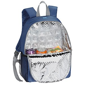 Chill by Flexi-Freeze Backpack Cooler Image 2 of 4