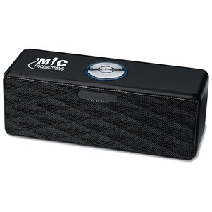 Mini-Boom Bluetooth Speaker Image 1 of 5