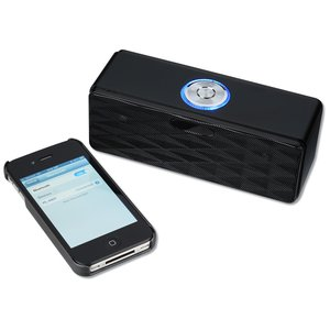 Mini-Boom Bluetooth Speaker Image 3 of 5