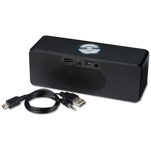 Mini-Boom Bluetooth Speaker Image 4 of 5