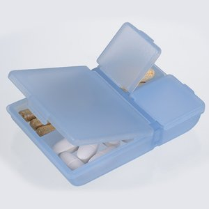 Four-to-Go Pill Box - Closeout
