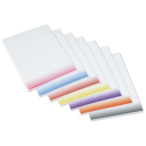 Bic Sticky Note - Designer - 6x4 - Ombre - 50 Sheet Image 1 of 1