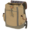 View Extra Image 1 of 2 of Cutter & Buck Legacy Cotton Rucksack Backpack - 24 hr
