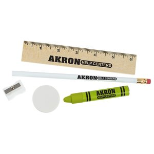 School Kit with iCrayon Stylus